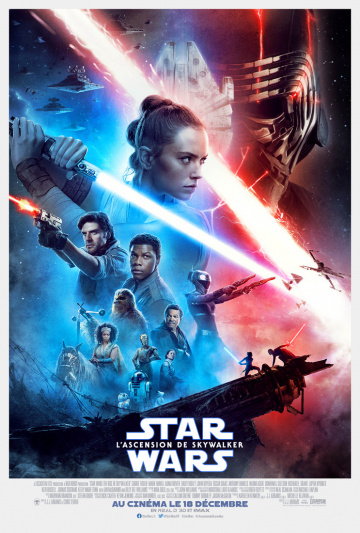 Star Wars: L'Ascension de Skywalker  [BDRIP] - TRUEFRENCH