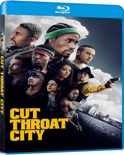 Cut Throat City  [BLU-RAY 1080p] - MULTI (FRENCH)