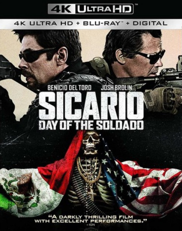 Sicario La Guerre des Cartels  [4K LIGHT] - MULTI (TRUEFRENCH)