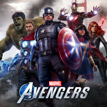 Marvels Avengers Deluxe Edition 1.3.3 (14.10.2020) [PC]