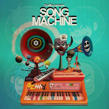 Gorillaz - Song Machine, Season One: Strange Timez (Deluxe) [Albums]